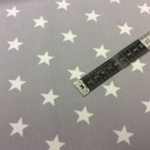 Light grey with white stars