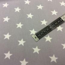 Light grey with white stars